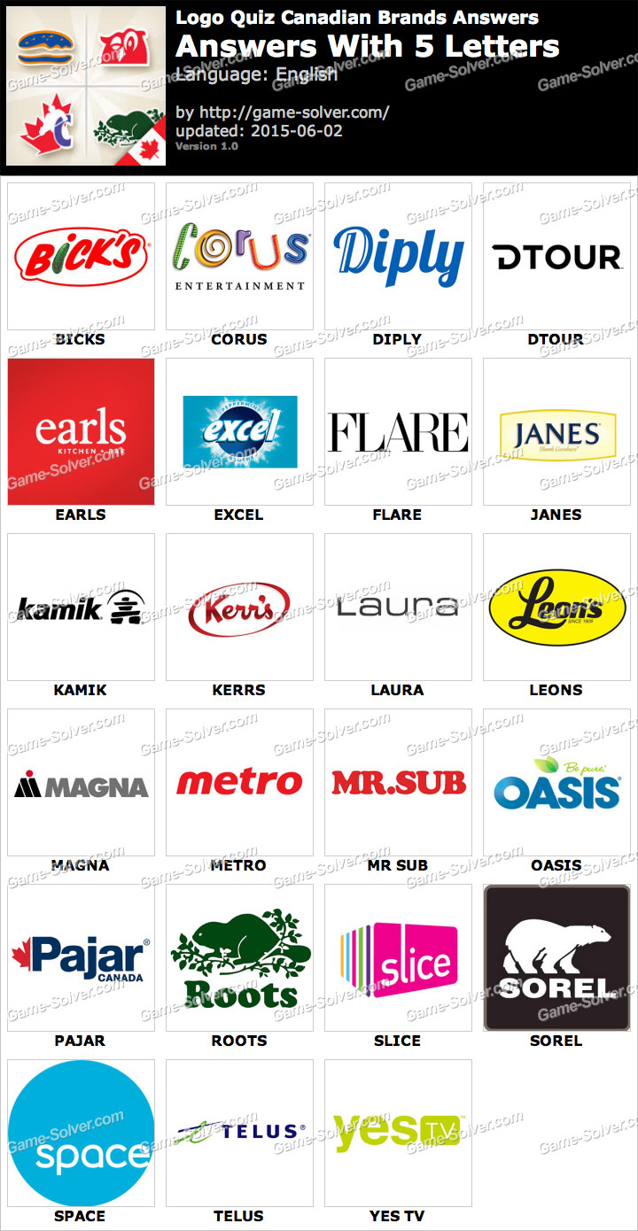 brands logo game