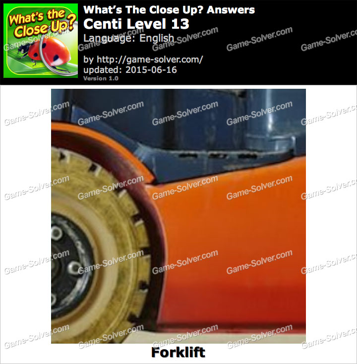 Whats The Close Up Centi Level 13 Game Solver