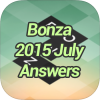 Bonza 2015 July Answers