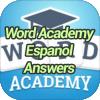 Word Academy Espanol Answers