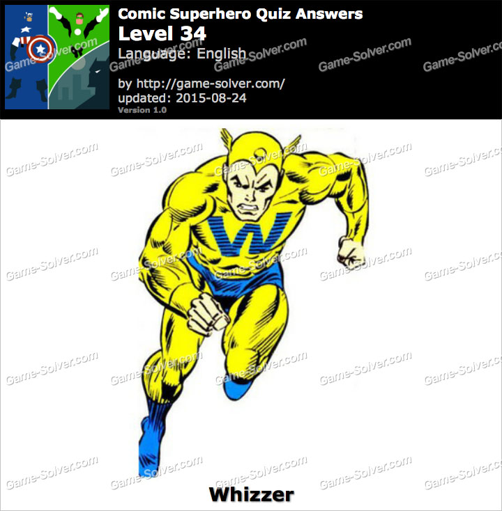 The Comic Quiz Level 5 Game Solver | Update IOS On Your