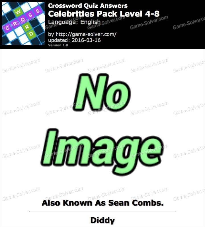 Punfound answers celebrity pack