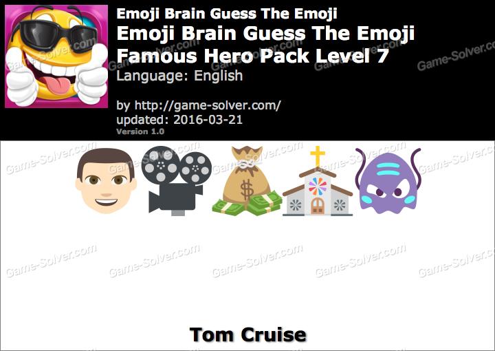 Emoji quiz level 32 celebrity guess