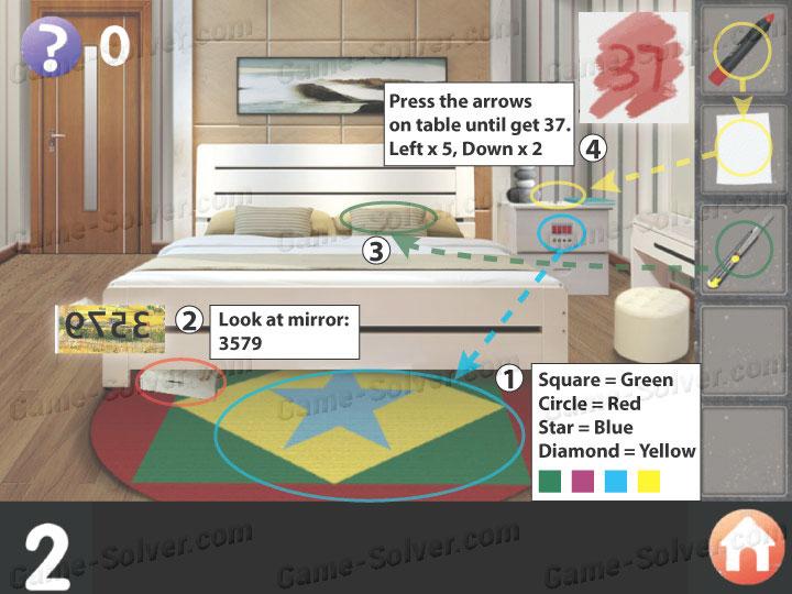 Escape Room Bathroom Level 1 escape room: apartment 10 level 2 - game solver
