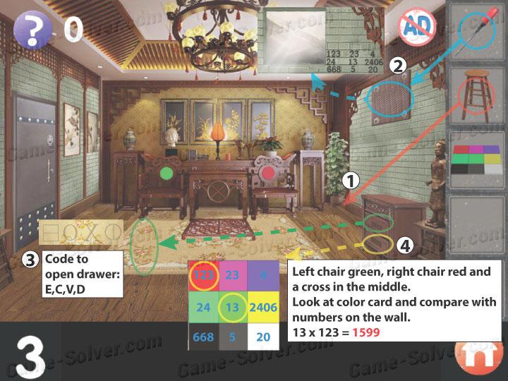 Apartment Room Escape Walkthrough escape room: apartment 10 level 3 - game solver