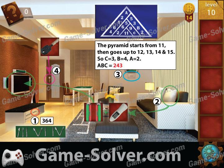 Escape Room: Apartment 11 Level 10