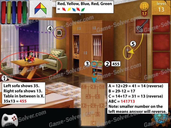Escape Room: Apartment 11 Level 13
