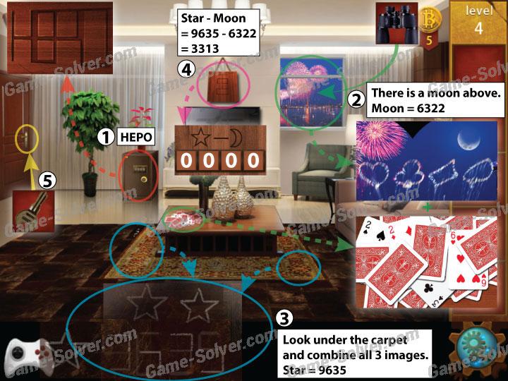 Escape Room: Apartment 11 Level 4