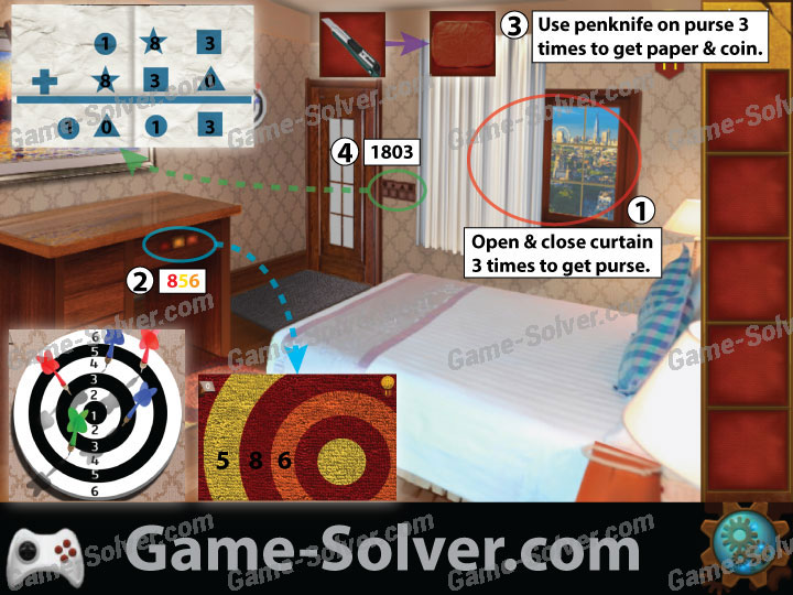 Escape Room: Apartment 11 Level 8