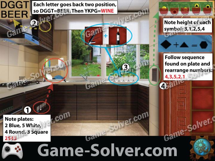 Escape room apartment 12 level 6 game solver for Small room escape 12