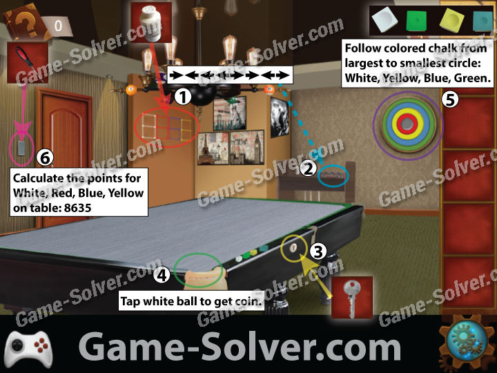 The Room Game Screwdriver