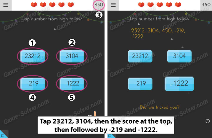 Tricky Test 2 Genius Brain Level 14
