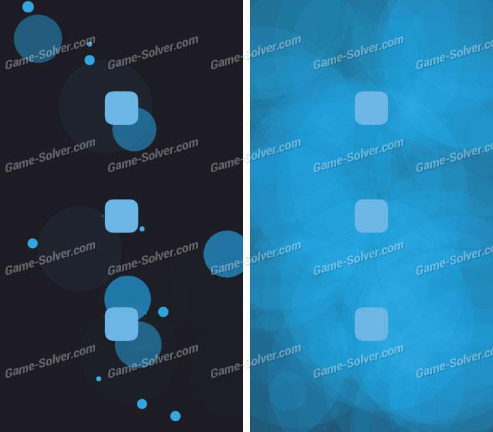 Blackbox Level 20-22-Three Light Blue Boxes Solutions