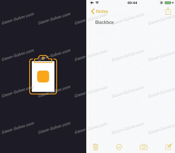 Blackbox Level 57-Light Orange Box Solutions