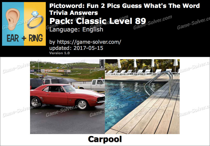 pictoword fun 2 pics classic level 89 answers - game solver, Muscles