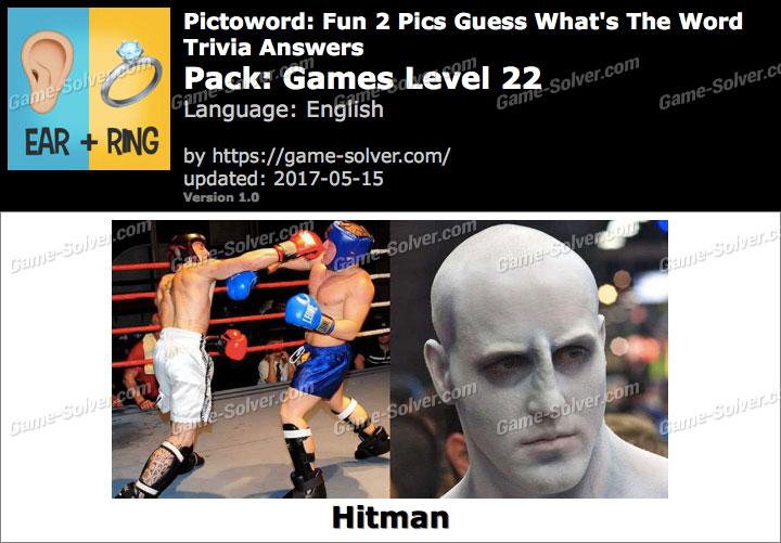 pictoword fun 2 pics games level 22 answers - game solver, Muscles