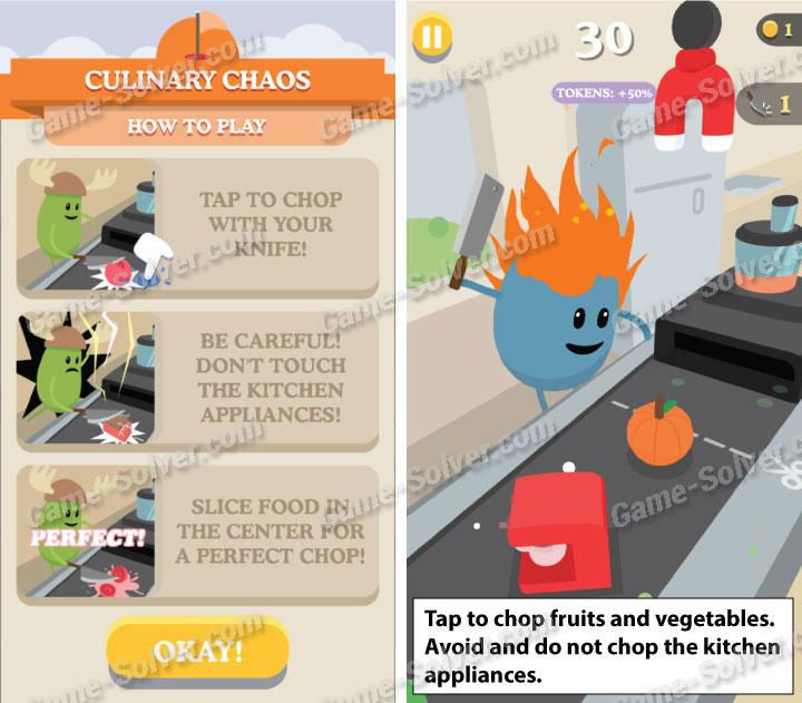 Dumb Ways To Die 3 Culinary Chaos Walkthrough
